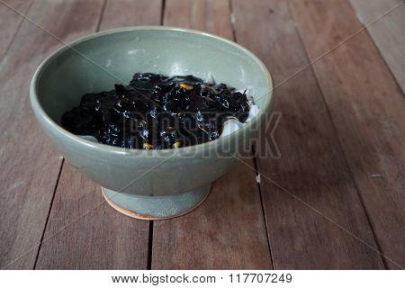 Black Bean Noodle