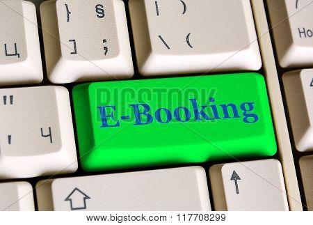 E - Booking Key