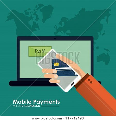 Mobile payment design