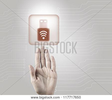 Global net icon