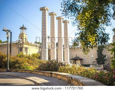 Catalan Columns