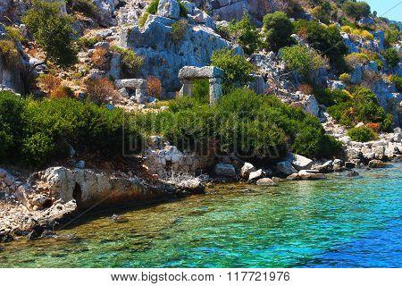 The Kekova Island