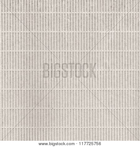 Corrugated Cardboard Texture, Striped Paper