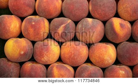 Fresh Velvet Skin Peaches