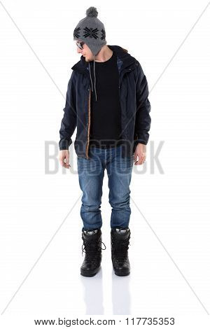The Newest Man Winter Fashion