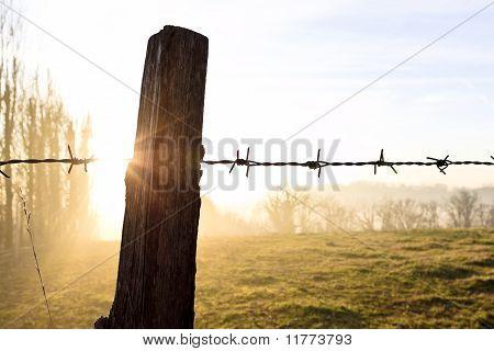 Sun Over The Border