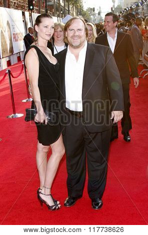 Kevin P. Farley and Faye Bird at the Los Angeles Premiere of