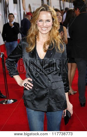 Melora Hardin at the Los Angeles Premiere of