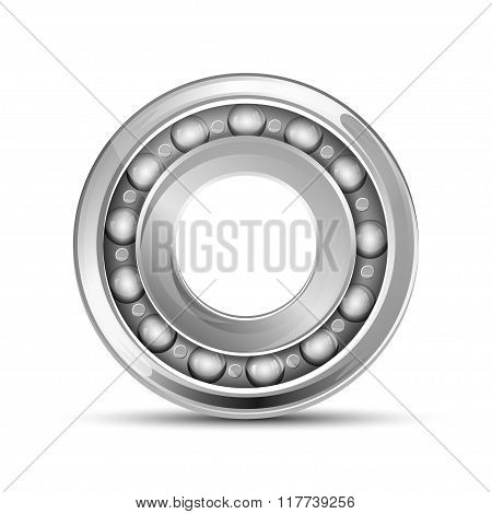 Ball bearing vector