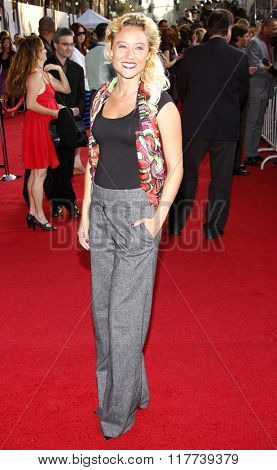 Lauren C. Mayhem at the Los Angeles Premiere of