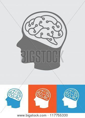 head with tech brain 1