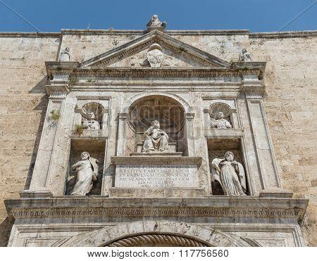 Monument To Pope Julius Ii - Ascoli -it