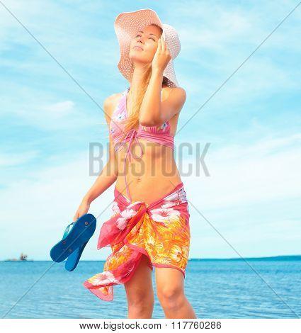 Outdoor Girl Portrait