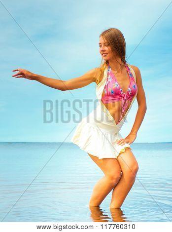 Outdoor Sea Fashion