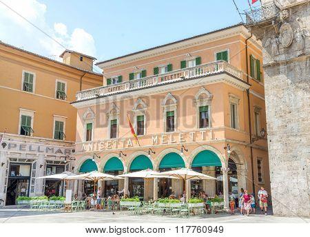 Caffe Meletti - Ascoli - It
