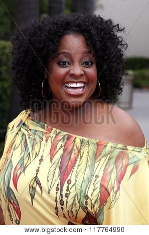 Sherri Shepherd at the Los Angeles premiere of