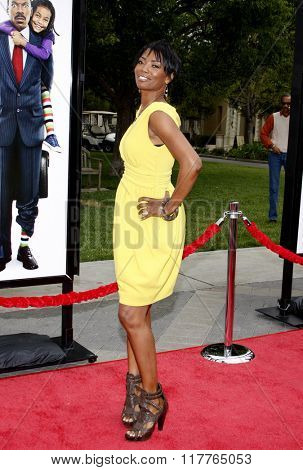 Vanessa Williams at the Los Angeles Premiere of