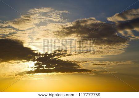 Asia In The  Kho Tao Bay Isle  And Cloud