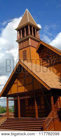 Victorian Stick Architecture