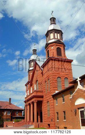 Catholic Church In Upper Peninsula