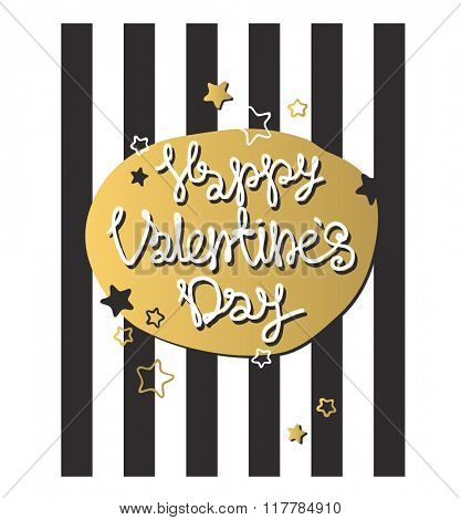 Happy valentines day cards design. Valentines design cards illustration. Valentine Day vector illustration. Valentine cards design elements. Valentines Day design