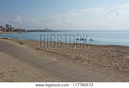 Playa De Palma December