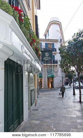 Mallorca Delikatessen Store Exterior