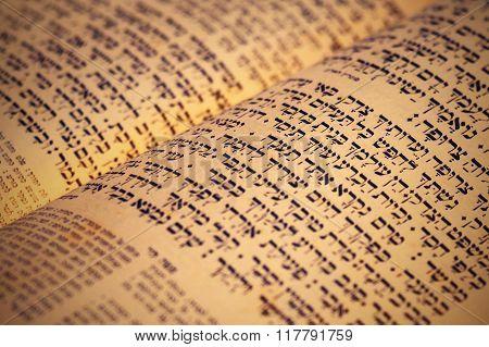 Nice Old Jewish Book