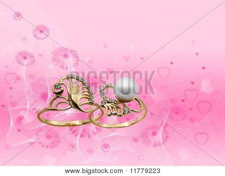 Elegant Female Jewelry