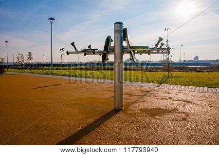 Sport  training apparatus outdoor