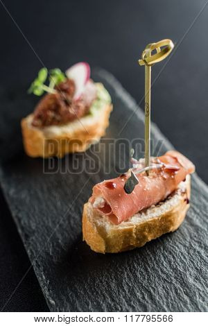 spanish appetizer