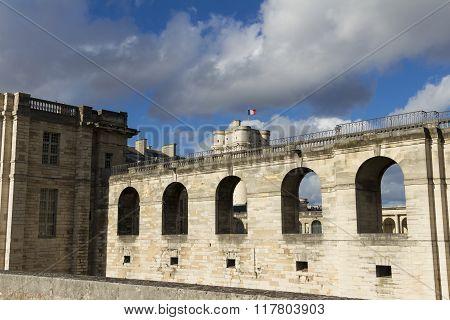The Vinecennes Castle, France.