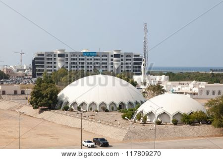Childrens Museum In Muscat, Oman