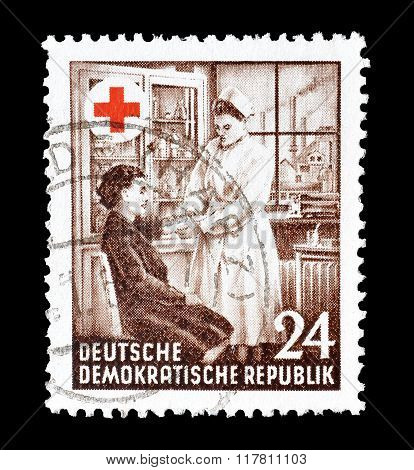 German Democratic Republic 1953