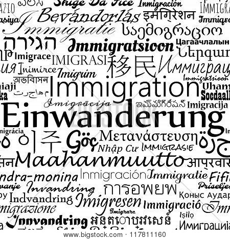 Immigration languages newspaper