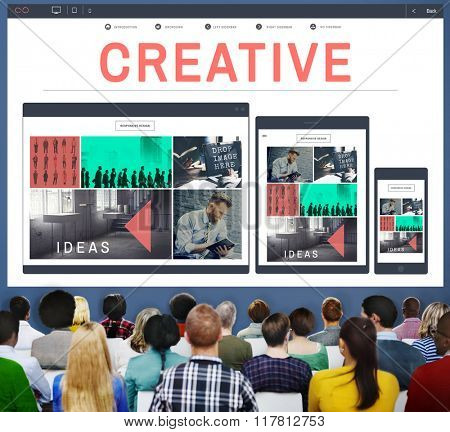 Creative Create Ideas Strategy Inspiration Concept