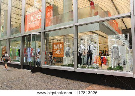 Joe Fresh Shop