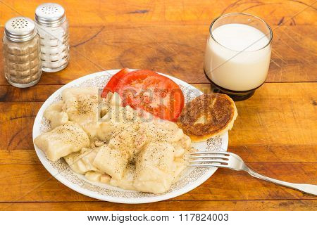 Country Cooking - Dumplings