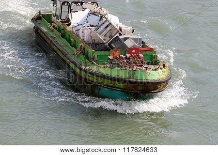 Sea Open Hopper Barge