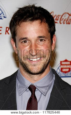 Noah Wyle at the 2009 Noche De Ninos Gala held at the Beverly Hilton Hotel in Beverly Hills, USA on May 9, 2009.