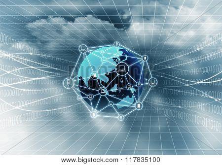 Internet Computer Network