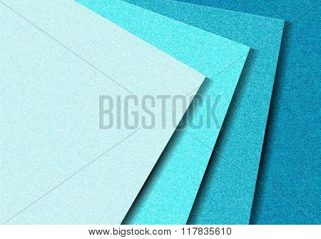 Illustration of  modern material design. Vector background. 10 EPS