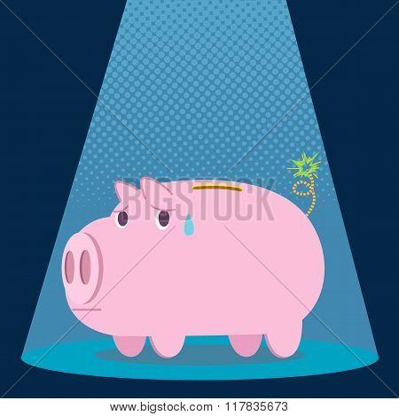 Pig Bank Bomber