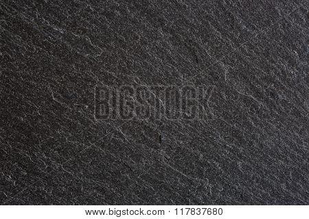 Texture of  black slate.