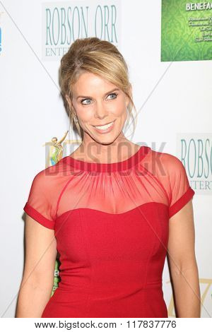 LOS ANGELES - FEB 10:  Cheryl Hines at the 17th Annual Women's Image Awards at the Royce Hall on February 10, 2016 in Westwood, CA