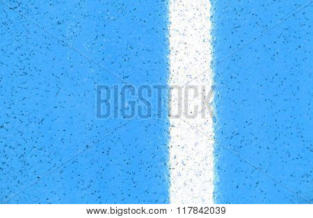 Blue Track Texture