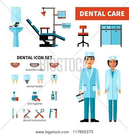Dentist Design Concept