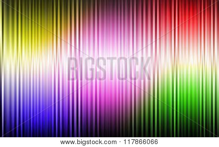 The Abstract Color Background