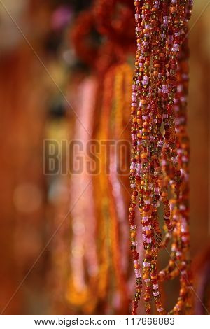 Beautiful Multicolored Bead Necklaces
