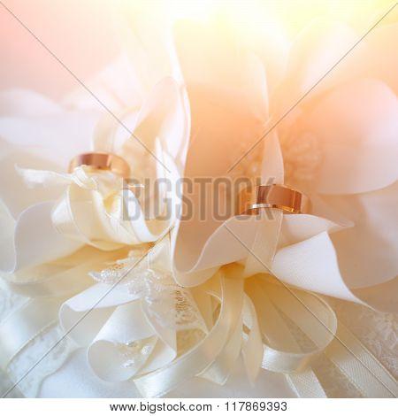 Pair Of Wedding Fashion Rings